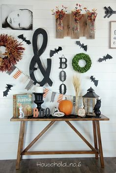 Modern Halloween Decor household no.6 » northern colorado renovations and designs