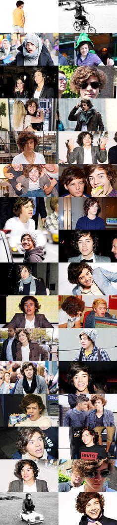 Harry Styles + 17