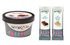 A Time 4 também é especializada em sorvetes de Whey Protein isolado, sem adição…