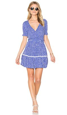 Shop for FAITHFULL THE BRAND Liza Dress in Sunny Floral Print at REVOLVE. Free 2-3 day shipping and returns, 30 day price match guarantee.