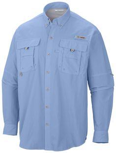Columbia Men's L/ S Bahama II Shirt FM7048