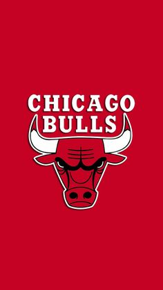 Chicago Bulls Red Wallpaper