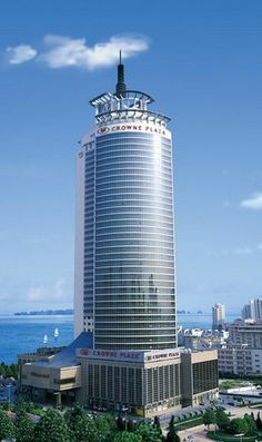 Crowne Plaza Qingdao - Qingdao, China (Volksrepublik)