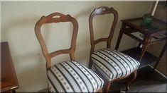 Eladó székek, kárpitos ok - Antik bútor, antique furniture