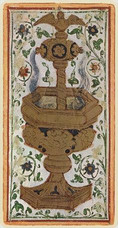 visconti-sforza tarot deck | The Visconti Tarot Deck - Bridgeman - Art, Culture, History