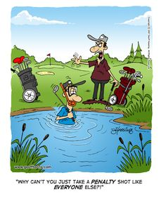 Expert Golf Tips For Beginners Of The Game. Golf is enjoyed by many worldwide, and it is not a sport that is limited to one particular age group. Not many things can beat being out on a golf course o Golf Shop, Golf Stores, Video Golf, Happy Birthday Golf, Thema Golf, Mini Golf, Penalty Shot, Golf Art, Golf Drivers