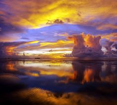 Sunset over Managaha Island, Saipan Commonwealth of the Northern Mariana Islands by Leslie Ware on 500px