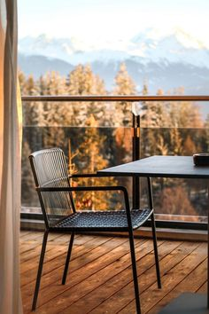 One of the best hotels in Crans-Montana is the Crans-Ambassador. With breathtaking views and ski slopes at 5 min walking distance it is an amazing option Best Places In Switzerland, Switzerland Hotels, Ambassador Hotel, Swiss Travel, Outdoor Chairs, Outdoor Decor, Bar Lounge, Mountain View, Best Hotels