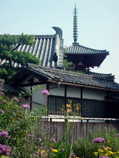 ✿ ❤  Japan...法輪寺 盛夏 (Falun Temple summer - google translate)