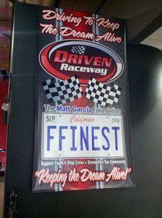 Thank you Driven Raceway!