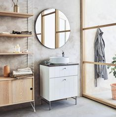 Is your tiny bathroom give you major problems? Chances are, there's an IKEA hack for that. Here are the eight best IKEA hacks we found on Pinterest that'll save you a ton of space in your personal sanctuary.