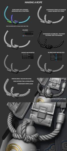 Hanza - Overwatch fan art - Breakdown