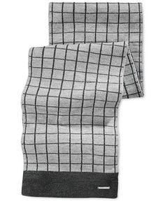 MICHAEL Michael Kors Windowpane Muffler Scarf Michael Kors, Shopping, Winter, Tops, Fashion, Winter Time, Moda, Fashion Styles, Fashion Illustrations