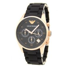 7f0ead37013 Emporio Armani Women s AR5906 Fashion Black Dial Watch