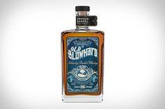 Orphan Barrel Old Blowhard #Bourbon #packaging