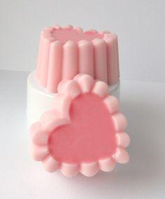 Goat's Milk Heart Soap
