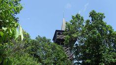 Szilvásvárad: kilátó/ viewpoint (Heves, Northern Hungary)