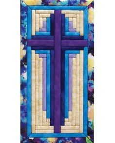 Holy Cross Quilt Magic Kit