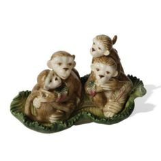 Monkey Salt & Pepper by Lily Creek. $12.99