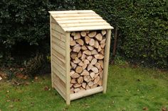 small log store L750MM X H1290MM X D660MM