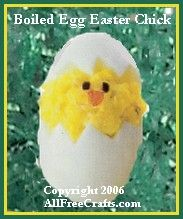 Easter Deviled Egg Chicks (and recipe).  There's also cute Deviled Egg Easter Chick ideas at http://divinepartyconcepts.com/2010/03/31/cute-deviled-eggs-for-easter/