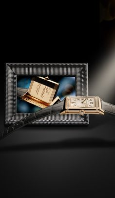 """2011. Grande Reverso Lady Ultra Thin  """"A versatile icon"""" by Jaeger-LeCoultre -  Reinvent Yourself"""