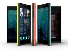 The first #Jolla #smartphone