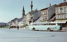 Sopron in the 60's, Hungary
