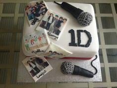 second cake this would be liams because he loves himself and the boys so much so ya grooms cake red velvet