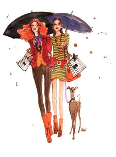#charmiesbywendy #hestonmovies #loves #HENRIBENDEL#illustrations#shopbendel
