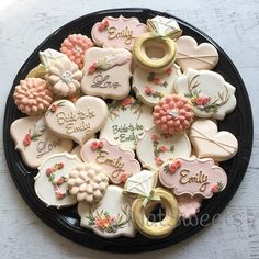 Bridal Biscuits