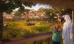 Mon Zoo, Zoo Map, Zoo Architecture, Zoo Project, Lead Adventure, Animal Habitats, San Diego Zoo, Pet Cage, Tropical Garden