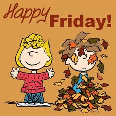 Happy Friday!