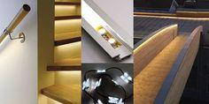 Teknisk LED belysning Door Handles, Led, Cabinet, Storage, Cover, Furniture, Home Decor, Door Knobs, Clothes Stand