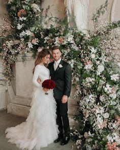 Lydia Elise Millen and Ali Gordon Wedding . Aynhoe Park.