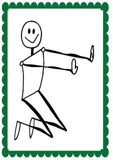 Όλα για το νηπιαγωγείο!: Μουσικά Αγάλματα Human Figure Sketches, Figure Sketching, Infant Activities, Physical Education, Human Body, Physics, Back To School, Learning, Blog