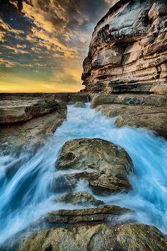 Whale Beach, Sydney Australia.