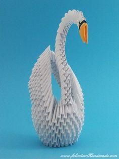 lebede origami - Căutare Google