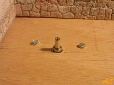 2017-12-01 5574 Coolpix [1600x1200] Coolpix, Stud Earrings, Diy, Diorama, Ideas, Water Wheels, Plywood, Pyrography, Birth