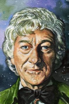 Doctor Who  3rd Doctor - John Pertwee