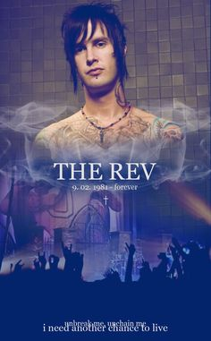 #avenged sevenfold #a7x #rev #jimmy
