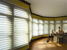 """""""Hard-Wired"""" Motorization.  Remote Control Blinds & Shades in York & Lancaster PA 