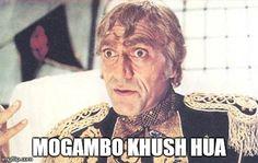 Top 5 evergreen Bollywood villian dialogue... Mogambo Khush hua - Amrish Puri