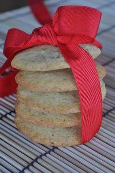 pasticcini da tè per il solstizio d'inverno / tea cookies for the winter solstice