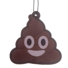 Funky Emotive Poop Design Chocolate Scented Air Freshener Looking for a product to add colour, fragrance and design to your home, office or vehicle Emoji, Air Freshener, Barn, Christmas Ornaments, Holiday Decor, Cute, Design, Products, Shape