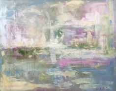 Artist Jenny King  oil painting