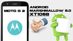 Tutorial passo-a-passo de como atualizar o Moto G 2ª Geração XT1068 para o Android 6.0 Marshmallow. Atualize o Moto G 2014 (2ª Geração) XT1068/XT1069