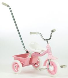 Iltaltrike Passenger Classic. Pink one of course :)