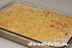 Födelsedag och bjudmat! Macaroni And Cheese, Grains, Food And Drink, Rice, Ethnic Recipes, Gourmet, Projects, God, Mac And Cheese