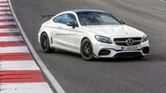 Mercedes-AMG C63 Black Series Coupe might make a comeback as early as 2018